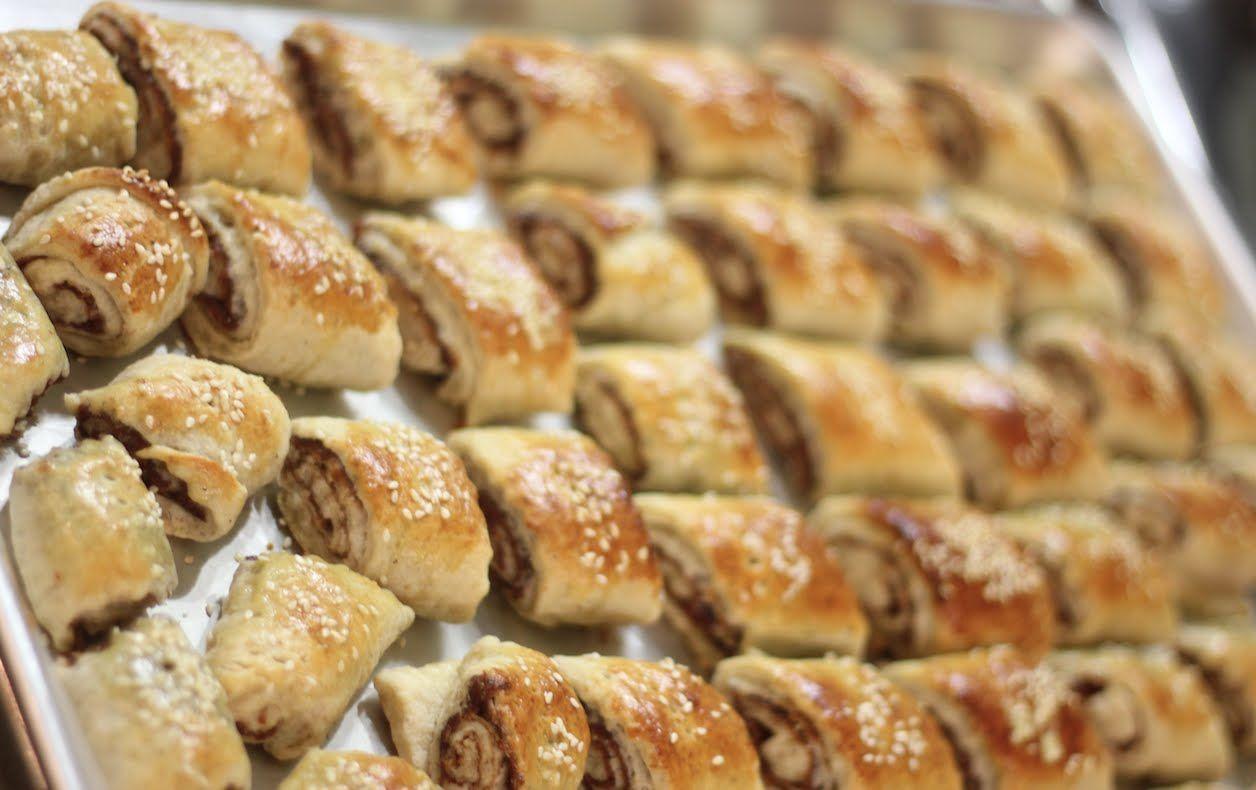 كليجة العيد المعمول السوري Syrian Maamoul Recipe Kleicha Delicious Deserts Food Receipes Food