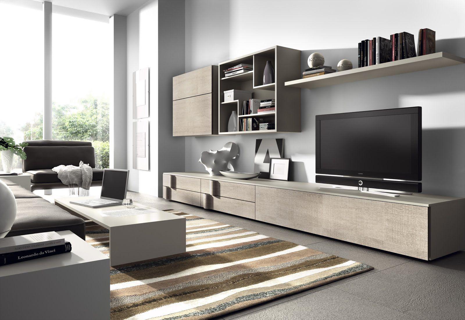 Tienda muebles modernos muebles de salon modernos salones - Salones diseno modernos ...