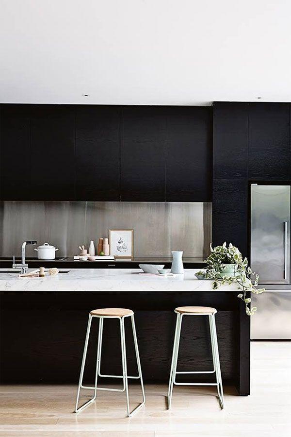 Black Kitchens: 2017\'s Biggest Design Trend