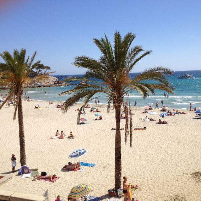 #Paguera beach, #Mallorca