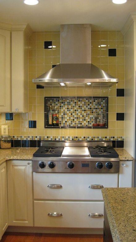 """Name: New Kitchen;  City: Ashburn;  Homeowner: Grace Kleinhans;  Zephyr Hood: Zephyr 36"""" Venezia Wall Mount Hood"""