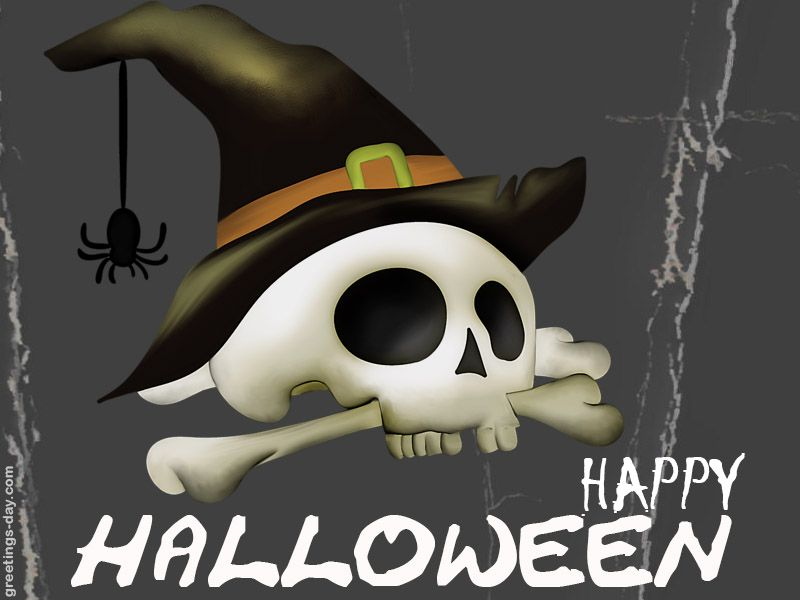 Beau Image On Free Daily Ecards, Pictures U0026 Animated GIFs. Greetings For Every  Day. Spooky HalloweenHappy ...
