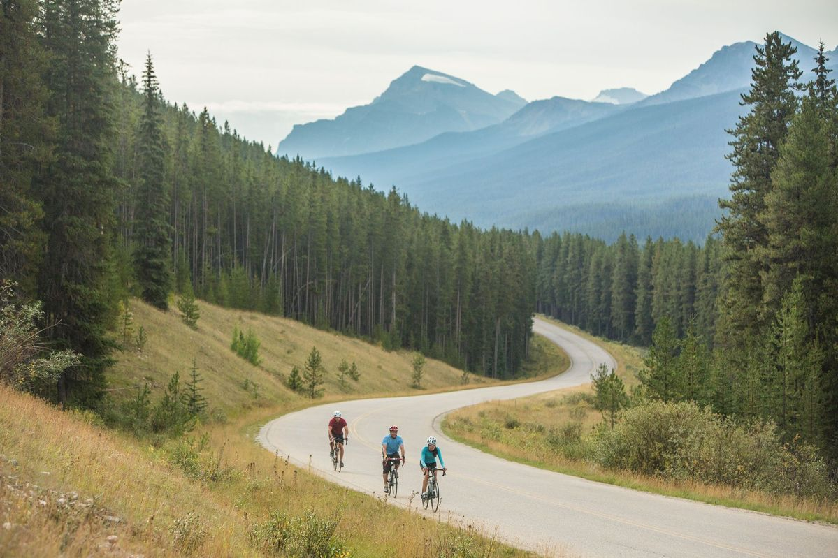 Photo of Banff Legacy Trail Difficulty: Easy / Family Starting Points: Valleyview Picnic …