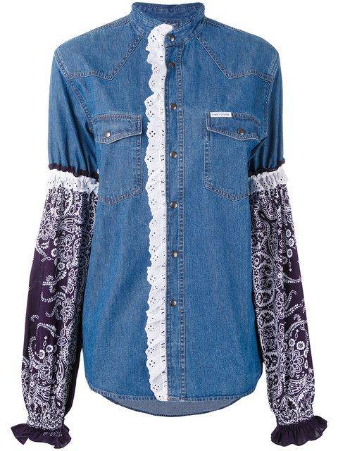 1f89af1d5f You ll find a great selection of womens designer shirts at Farfetch. Search  from over 2000 labels for all the latest in designer shirts for women