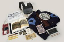 OHS: Museum in a box - Civil War Soldier