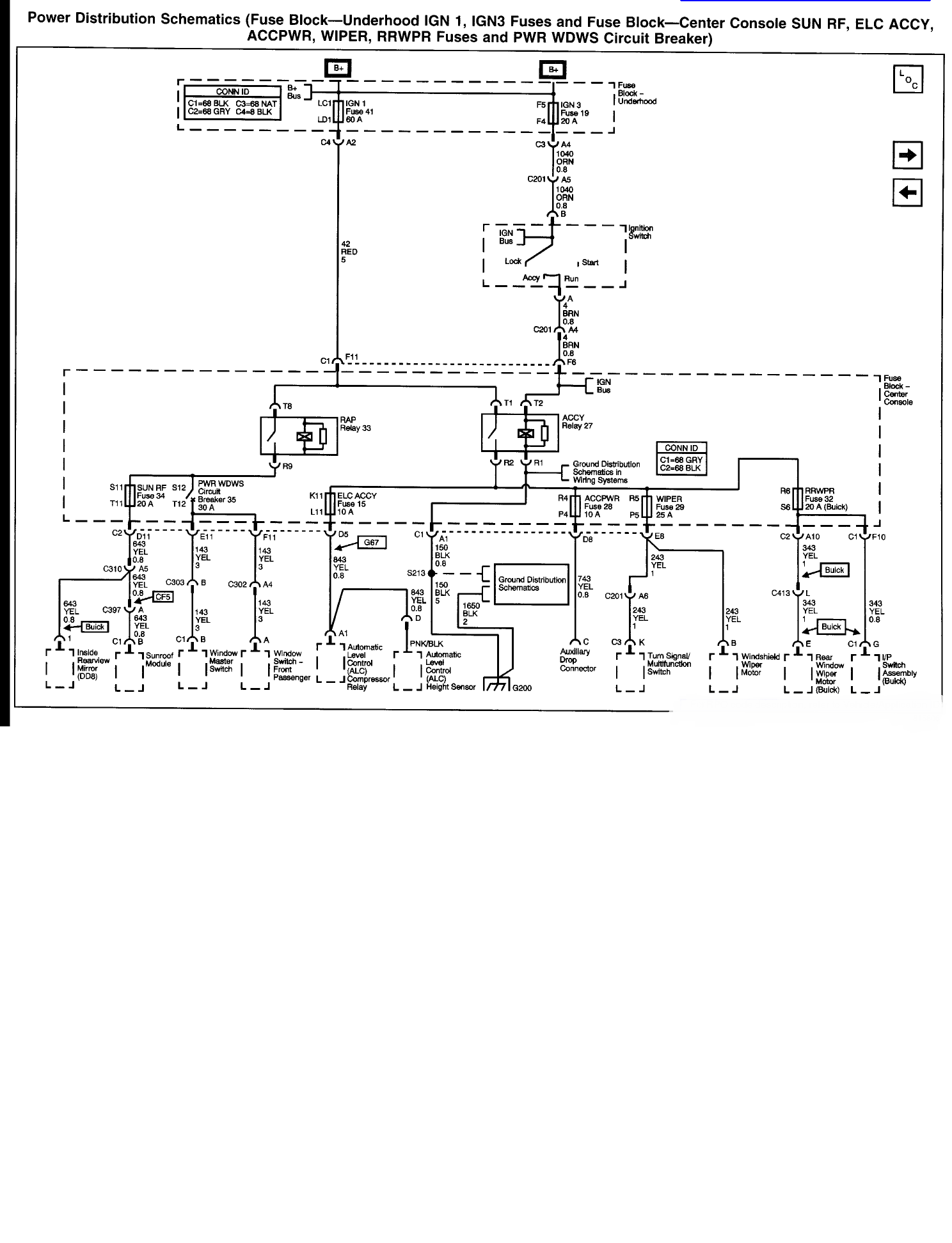 Buick Lesabre Ac Wiring Diagram Ac Wiring National Electric Buick Lesabre