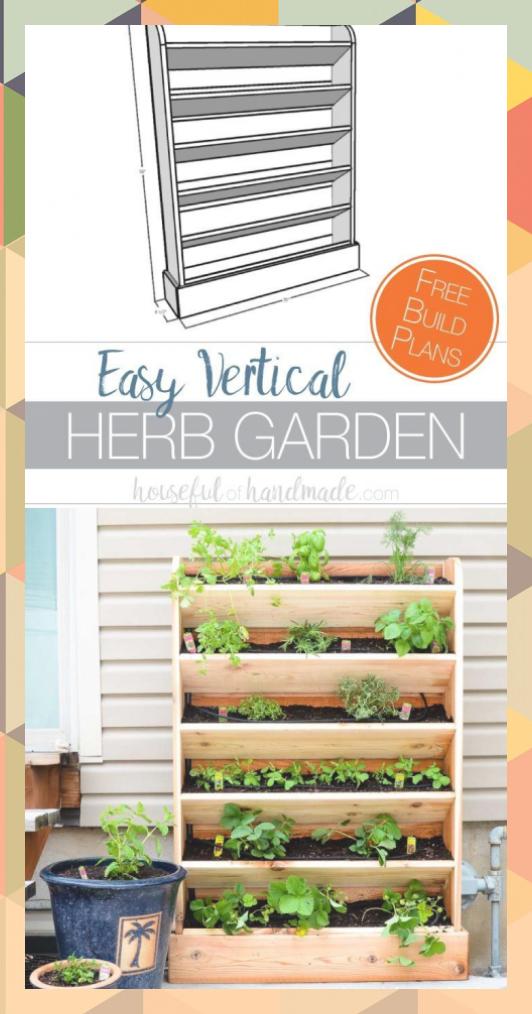 Diy Vertical Garden With Drip Watering System In 2020 Vertical Garden Diy Cedar Vertical Garden Vertical Garden