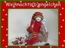 """Babsie´s Hook Häkelanleitung """"Weihnachts(b)engelchen"""""""