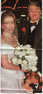 Phil Everly wedding 1999 | Famous weddings | Celebrity
