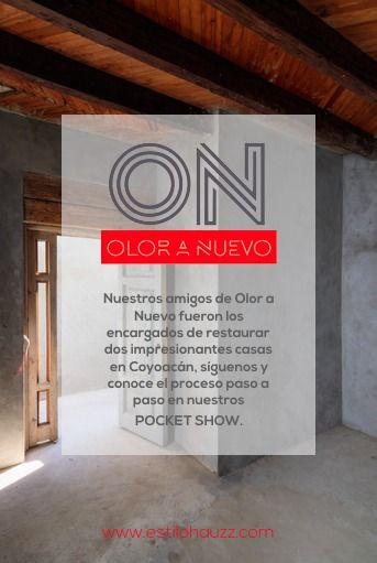 Sigue paso a paso la renovación de @OlorANuevo