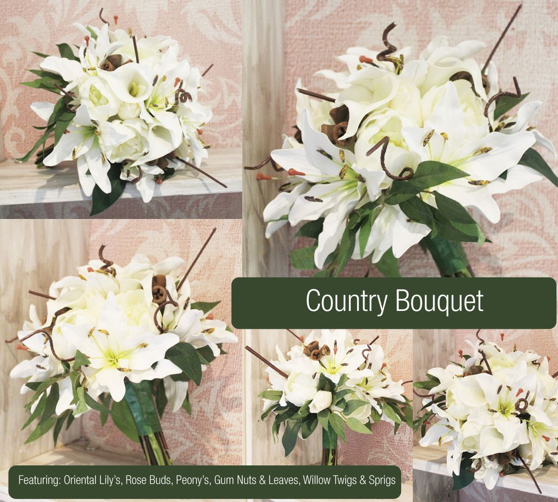 Country themed wedding bridal bouquet made by myself jos country themed wedding bridal bouquet made by myself jos weddings townsville junglespirit Image collections