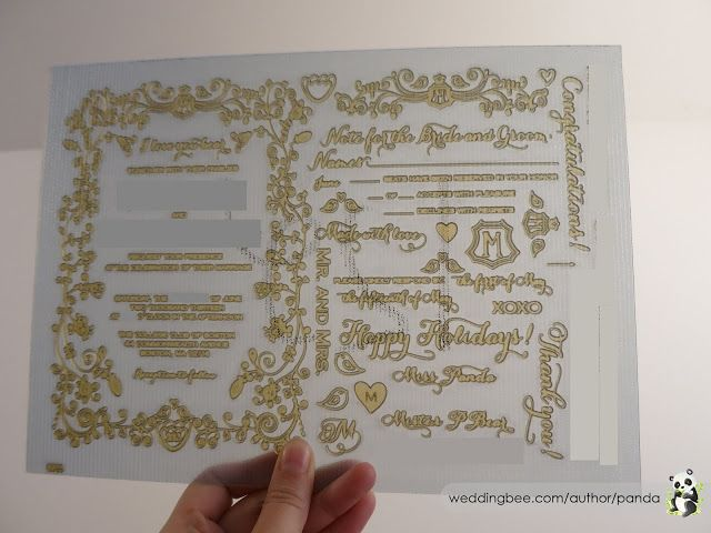 Diy Letterpress Invitations Part 1 Tips For Making Your