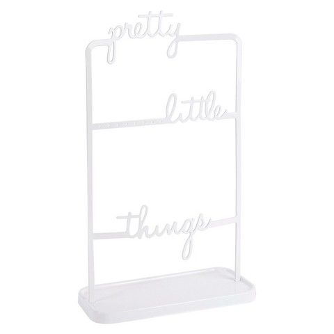 Pretty Little Things Jewelry Stand White Umbra Teens bedroom