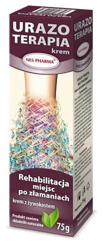 Urazo Therapy comfrey cream 75g UK Comfrey, Therapy