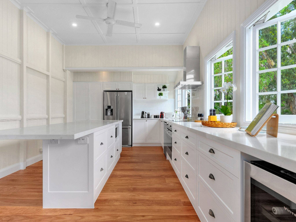 Norman Park Kitchen Country Kitchen Brisbane by