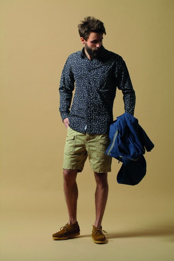 Bush shorts. #style #fashion #men