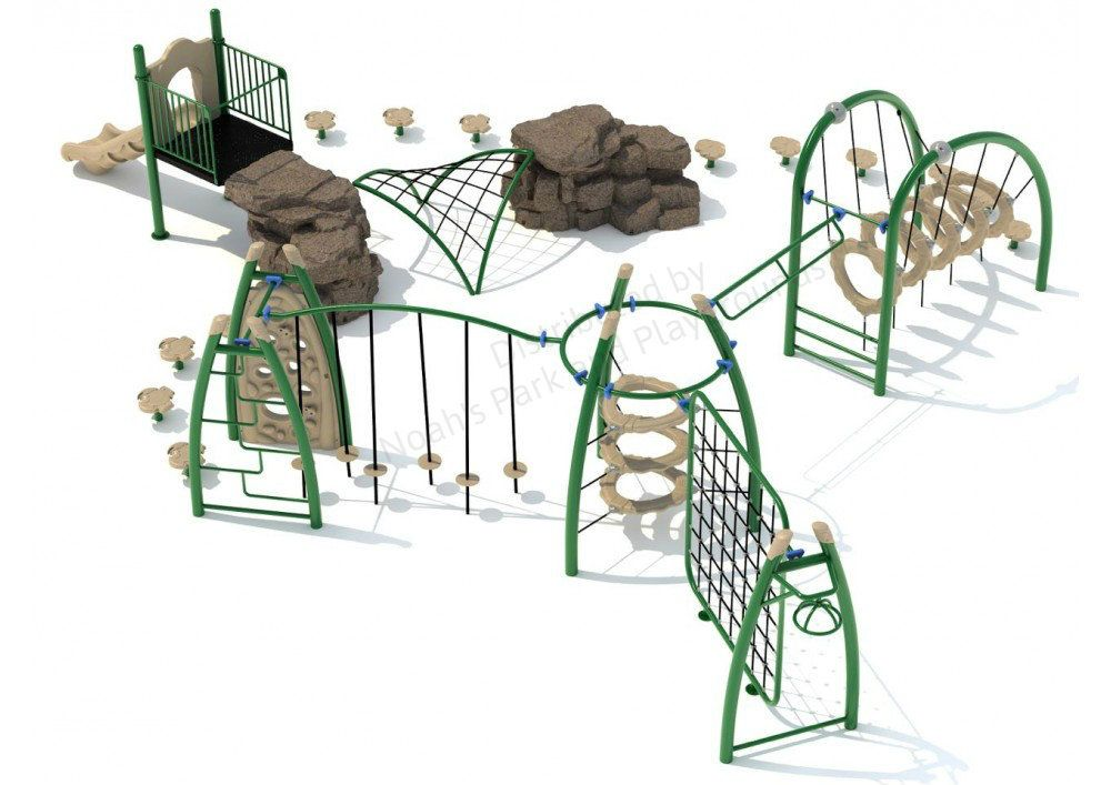 Coast Fitness Structure Fitness Play Structures