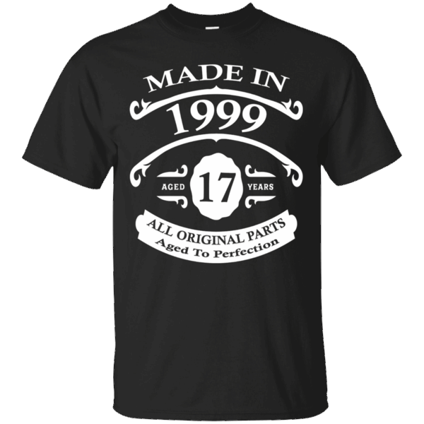 Hi everybody!   17th Birthday Gift T-Shirt - Made In 1999 - Vintage Label https://lunartee.com/product/17th-birthday-gift-t-shirt-made-in-1999-vintage-label/  #17thBirthdayGiftTShirtMadeIn1999VintageLabel  #17thVintage #Birthday #Gift1999 #TVintageLabel #Shirt1999VintageLabel #Label # #MadeInVintageLabel #InVintageLabel #1999 #Vintage #