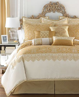 Waterford Sutton Square Queen Comforter Set Bedding Collections