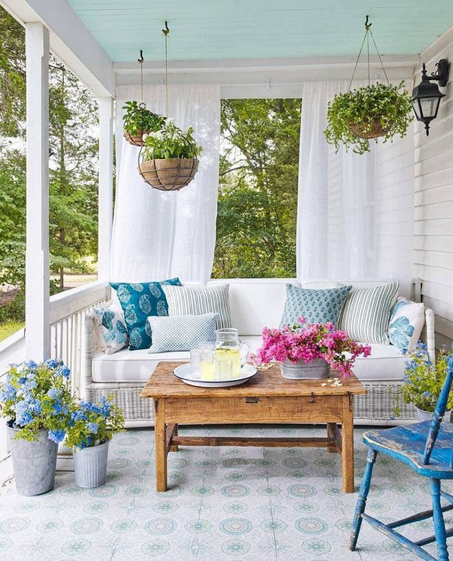 Porch Planters Porch Planters And Baskets Porch Planters And