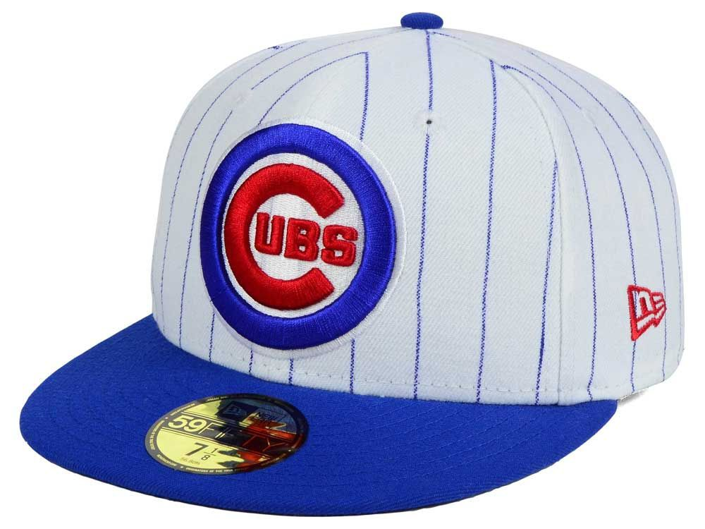 newest d9a9f 3e152 Chicago Cubs New Era MLB Home Field 59FIFTY Cap