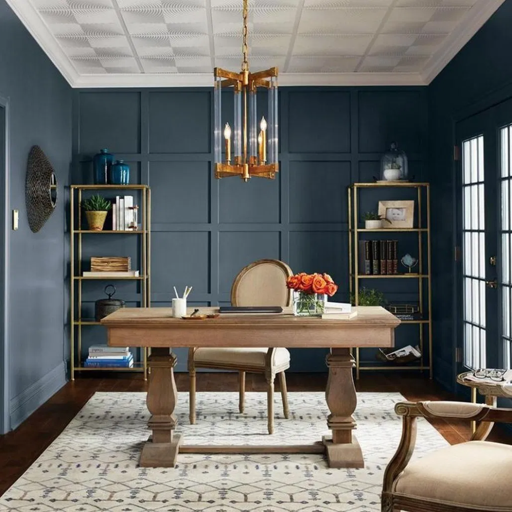 20 Stunning Design Ideas For A Trendy Working Space 1