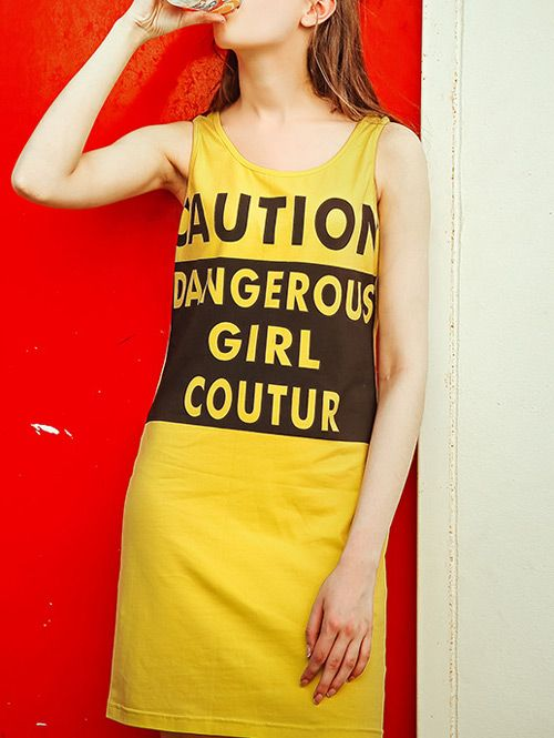 okaywowcool:  DANGEROUS GIRL COUTURE  grunge punk harajuku hipster fachin dress top under20 under30 z