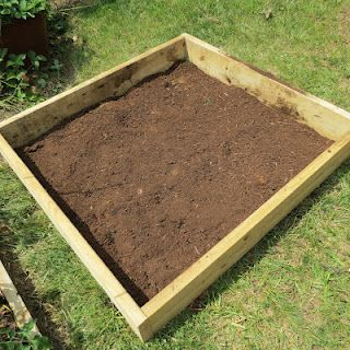 Part 1 Of 2 Creating A 4x4 Raised Vegetable Garden Bed