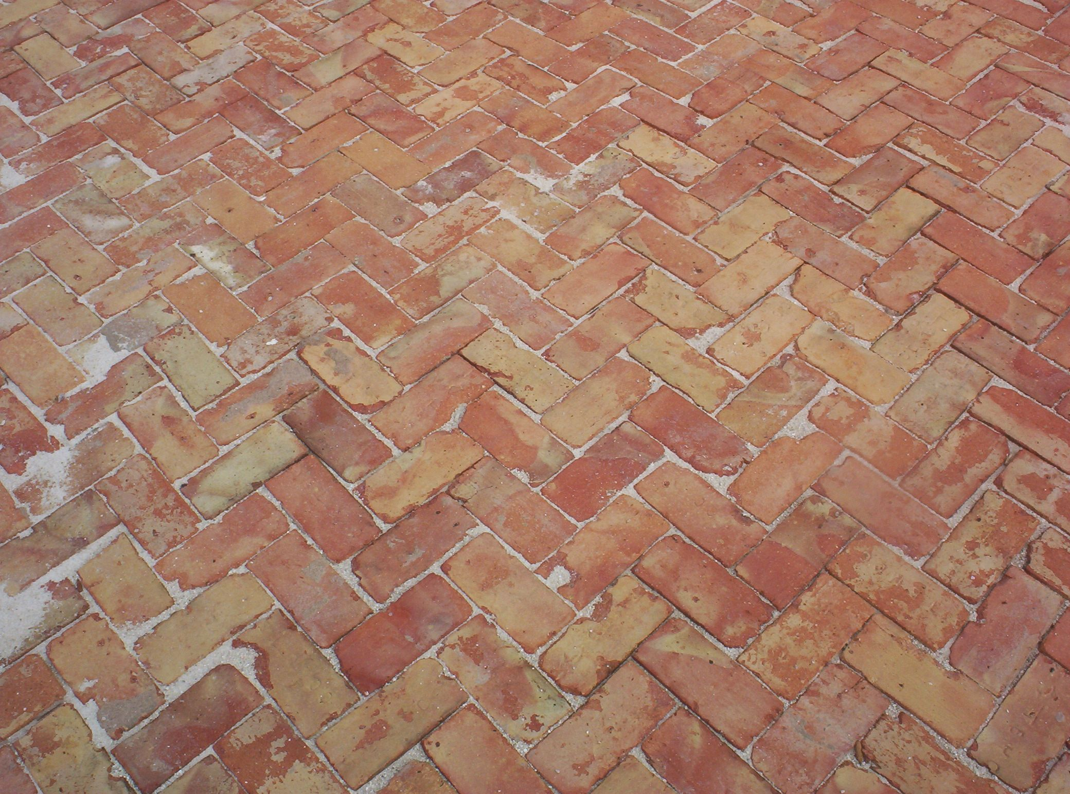 Old Chicago Clay Paver Swatch Cobbles And Setts