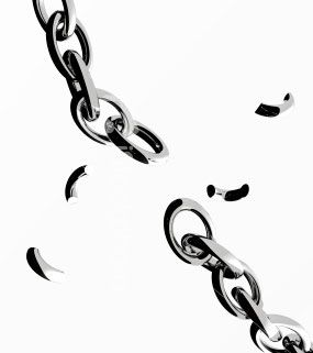 Vector Broken Chains Ai Eps Svg Dxf Pdf Png Jpg Download Digital Image Graphical Discount Coupons Chain Tattoo Broken Chain Broken Tattoo