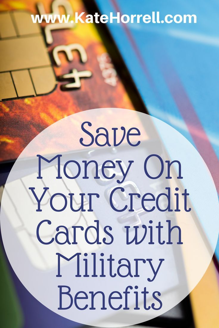 Save Money Right Now SCRA and Credit Cards Military