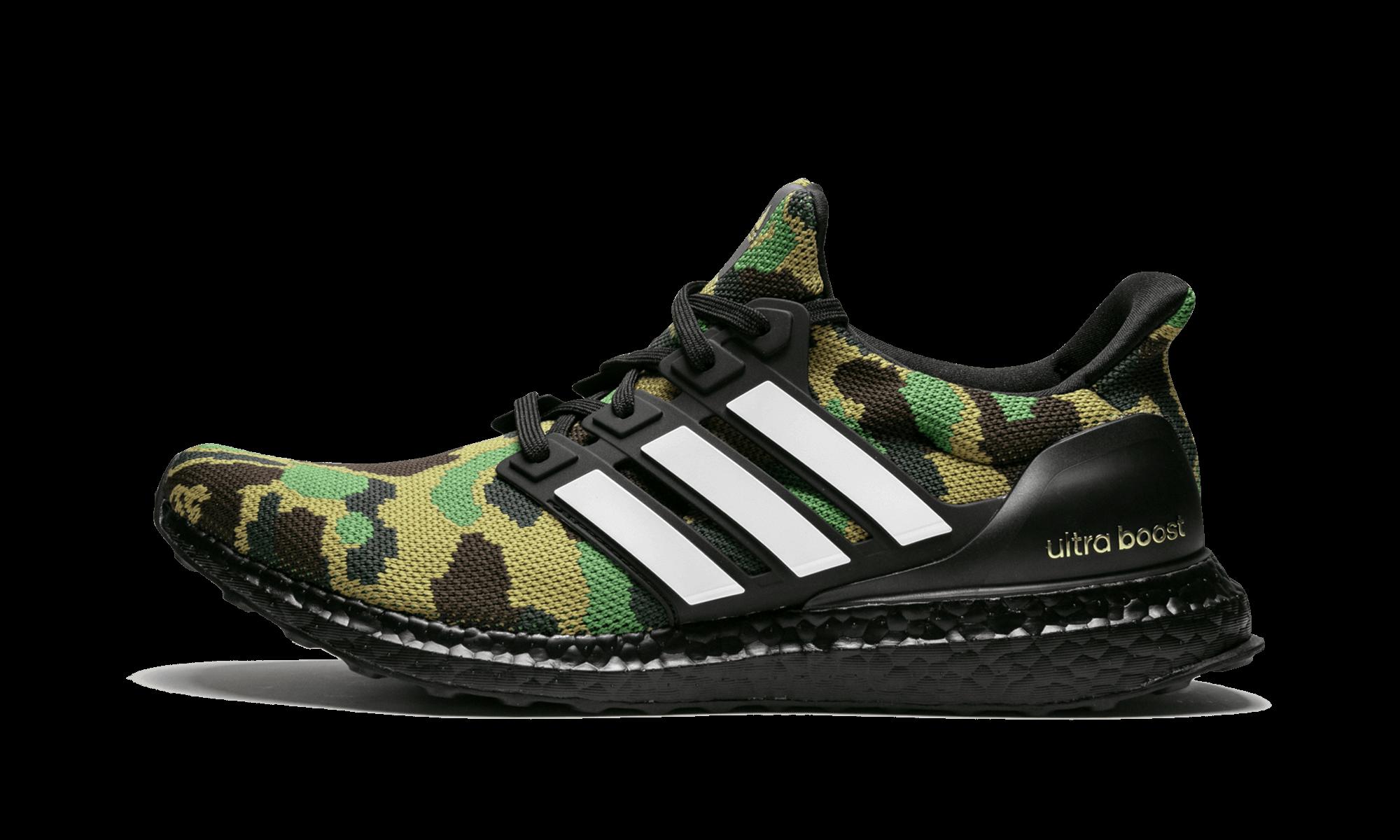 Adidas Ultra Boost Bape \