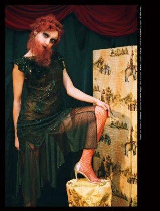 bearded lady kattaca Costumes Pinterest Bearded lady - halloween costumes with beards ideas