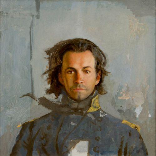 Self Portrait ~ Bo Bartlett Georgian Artist