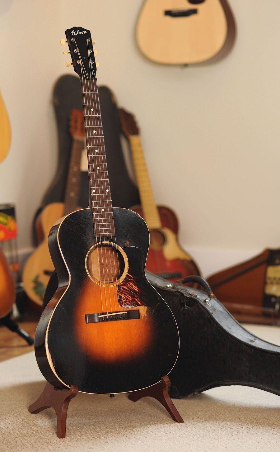 1934 Gibson L Oo Acoustic Guitars Pinterest Acoustic Acoustic