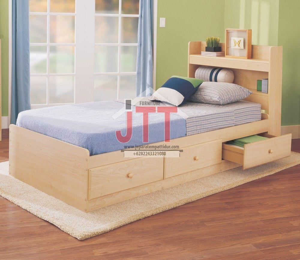 Spesifikasi Kamar Tidur Anak Laci Sta 012 Nama Produk