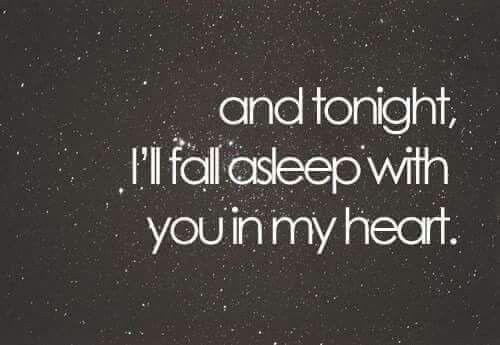 Fall a sleep