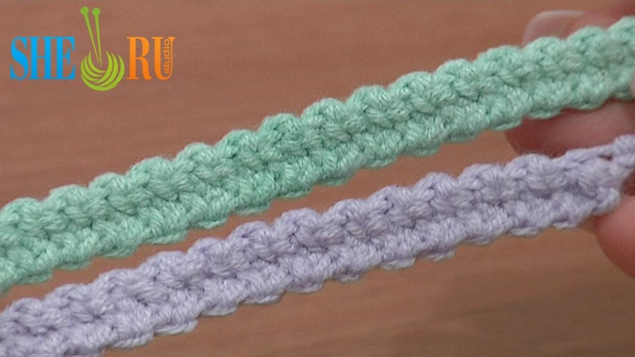 learn how to crochet the Wide Romanian Lace cord. You do not have to ...