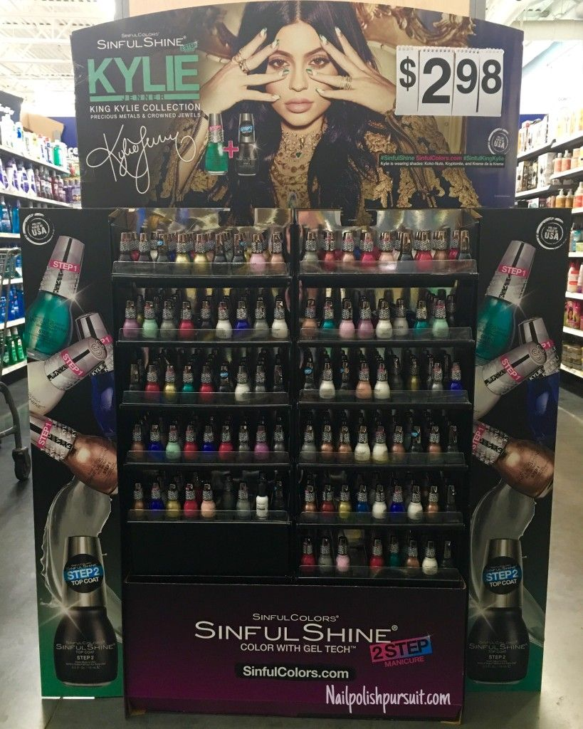 King Kylie Collection by SinfulColors Professional ...