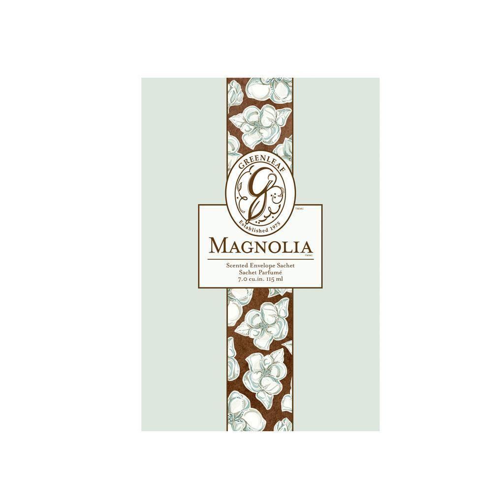 Greenleaf Scented Fresh Paper Magnolia Drawer Sachet