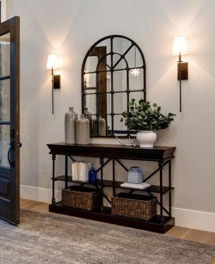Trendy Kitchen Industrial Rustic Farmhouse Decor Ideas #industrialfarmhouselivingroom