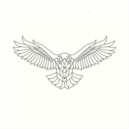 Grosse Adler Tatowierung Tragen Sie Sie Uberall