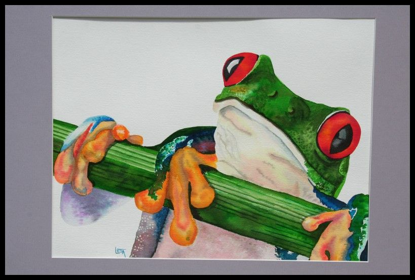 Tree Frog Series I.jpg (819×553)