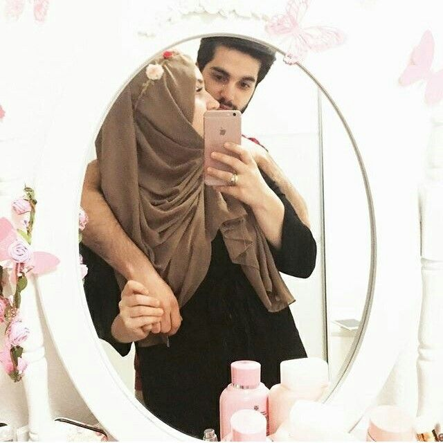 Muslim couple halaallove halal love story hus - Beautiful sad couple images ...