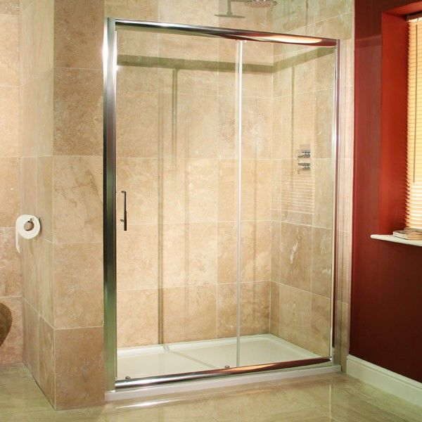 1400 Sliding Shower Door Wetroom Shower Doors Shower Recess Doors