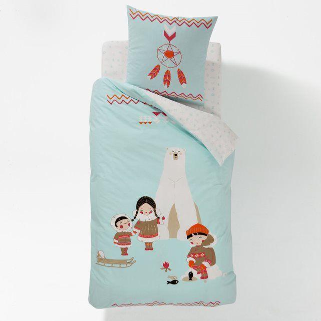 linge de lit enfant tintin Linge de lit imprimé, INUIT | Housse de couette enfant, Couette  linge de lit enfant tintin