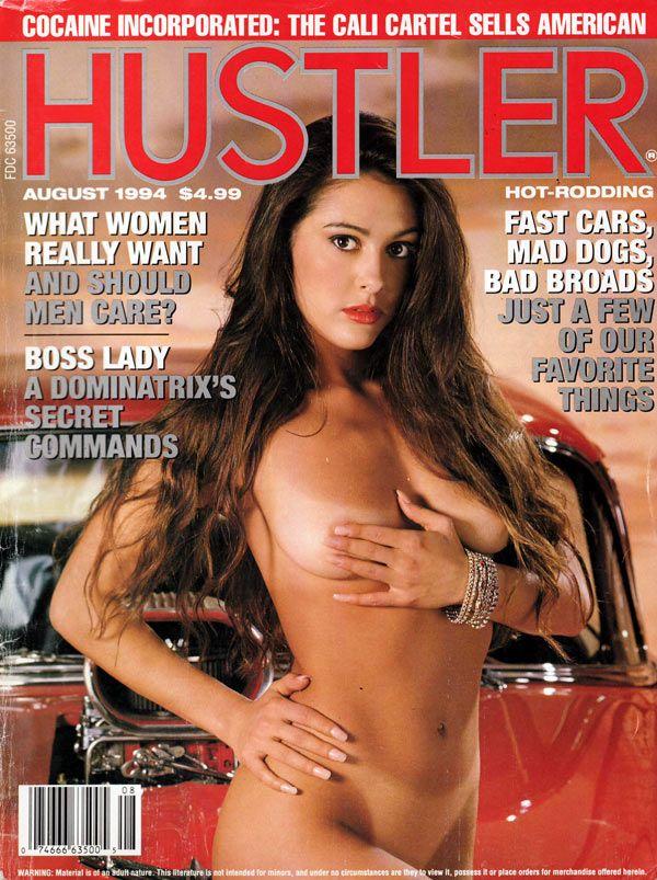 Playboy cheri hustler