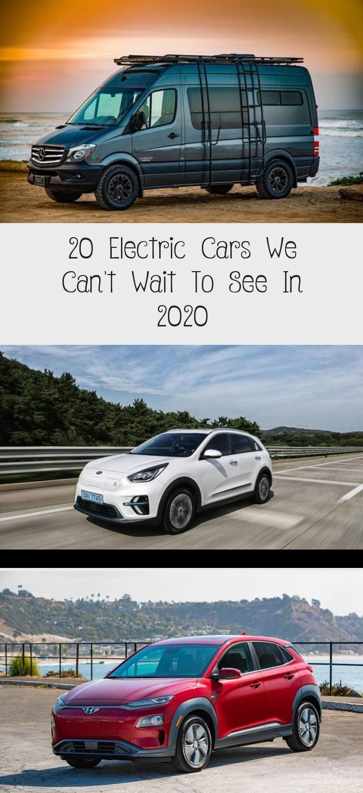 20 Electric Cars We Can't Wait To See In 2020 Technology