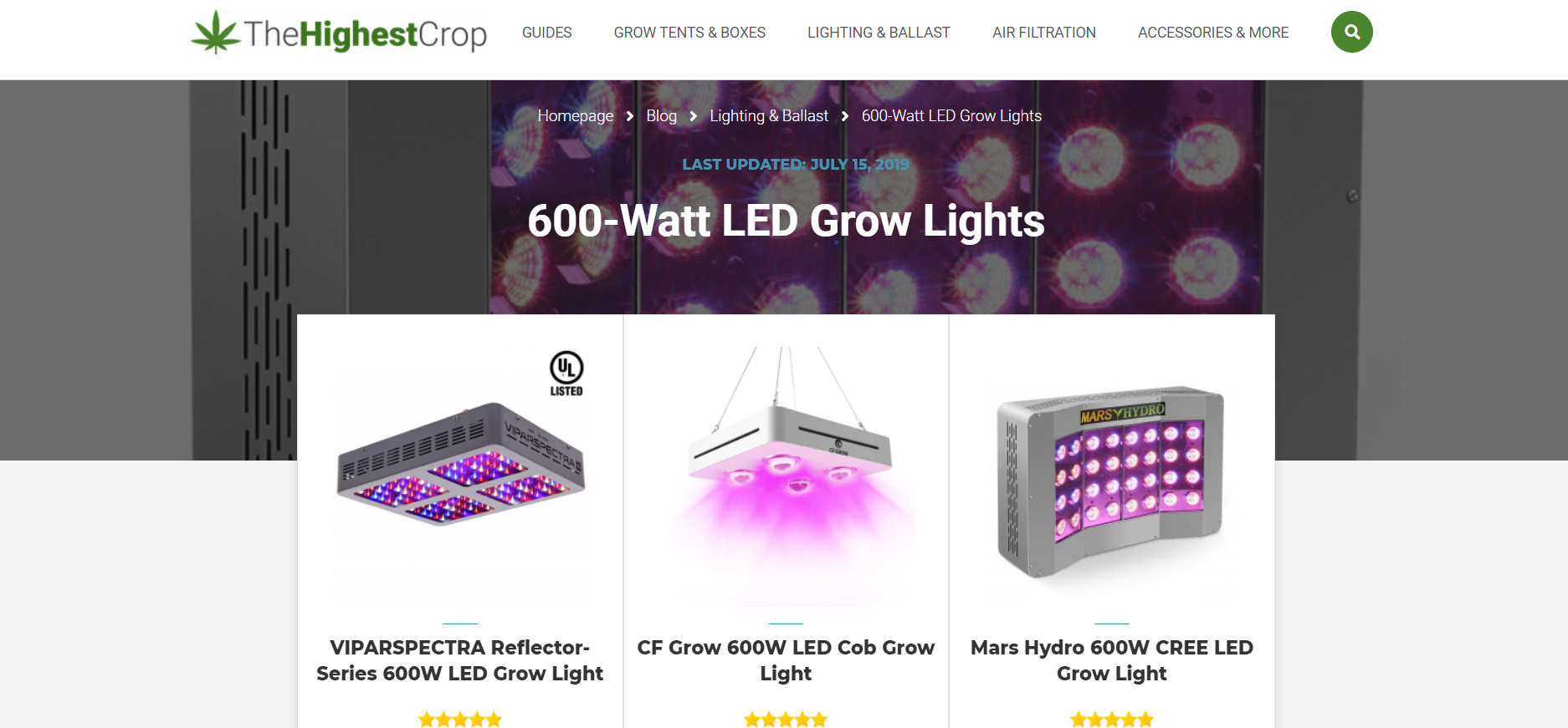 Amazon Com Higrow 1000w Led Grow Light Full Spectrum Plant Light With Daisy Chain And Rope Hanger For Indoor Plants Veg And Flower Garden Outdoor
