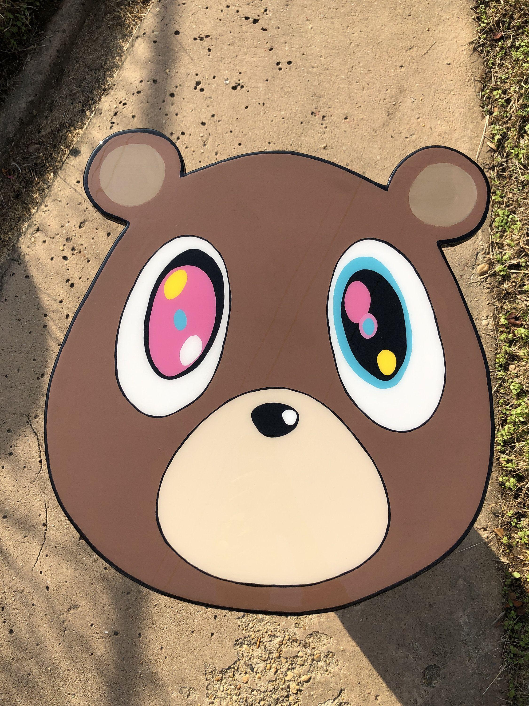 Kanye WestBape A Bathing Ape Logo Artwork Poster Wall   Etsy